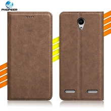 Luxury Retro PU Leather Case For ZTE Blade L7 5.0 inch Mobile Phone Stand Filp Cover Cases For ZTE Blade L7 L 7