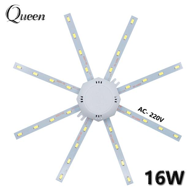 Aliexpress com : Buy led ceiling light board Lamp 16W AC 220v