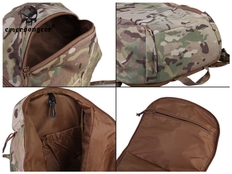 Hunting Camping Tactical Backpack EMERSON Full 18L Lightweight 1 ...