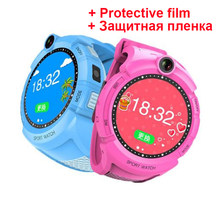 Q360 Kids Smart Watch with Camera GPS WIFI Location Child smartwatch SOS Anti-Lost Monitor Tracker baby WristWatch PK Q528 Q90(China)