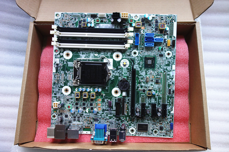 Suitable for HP ProDesk 600 G1 SFF motherboard 795972 001 739682 001 696549 002 Q85 tested