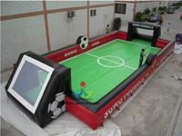Joy Inflatable Hot Selling Outdoor Game Inflatable Soap Football field