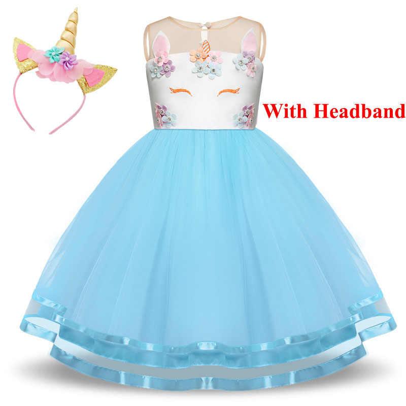 7e15b8a37d7 Летние для девочек в цветочек принцессы нарядные платья для свадьбы Детские  вечерние Бальные платья Вечерние Детские