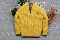 Herbst, Winter baby pullover junge Kinder kleidung, kinder polo pullover cardigans, mädchen jungen polo pullover kinder strickjacke