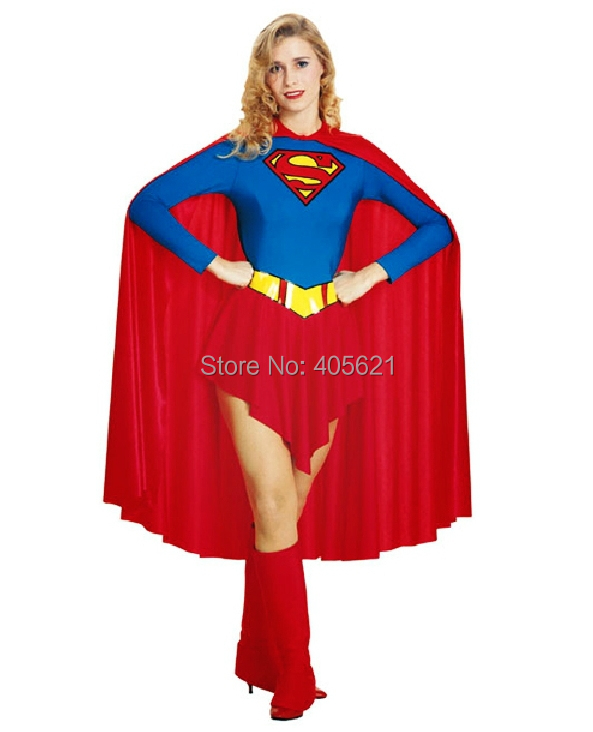 ALISHA: Female superwoman