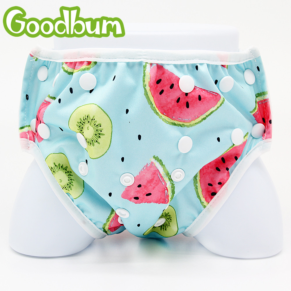 Baby Summer Swimming Diaper Baby Nappies Reusable Waterproof PUL Cloth Diaper Pool Diaper Washable Swim Diaper For Pool Swimming