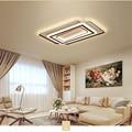 Nordic Led ligh soffitto camera da letto soggiorno semplice e moderno Creativo acrilico Illuminazione Interna RC Dimmerabile luce Del Pendente