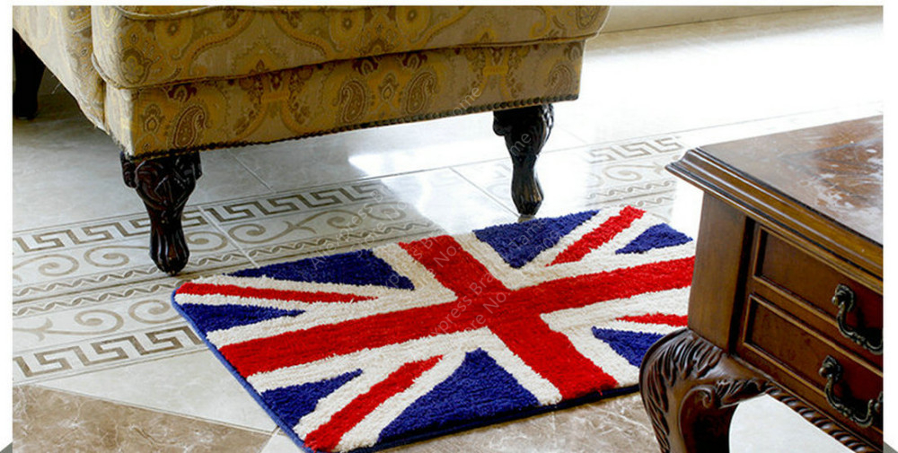 Aliexpress.com : Buy Tamehome British Flag Rug England Flag Non Slip Water  Absorbing Rug Doormats Bathmat United Kingdom Flag Mats UK Flag Carpet From  ...