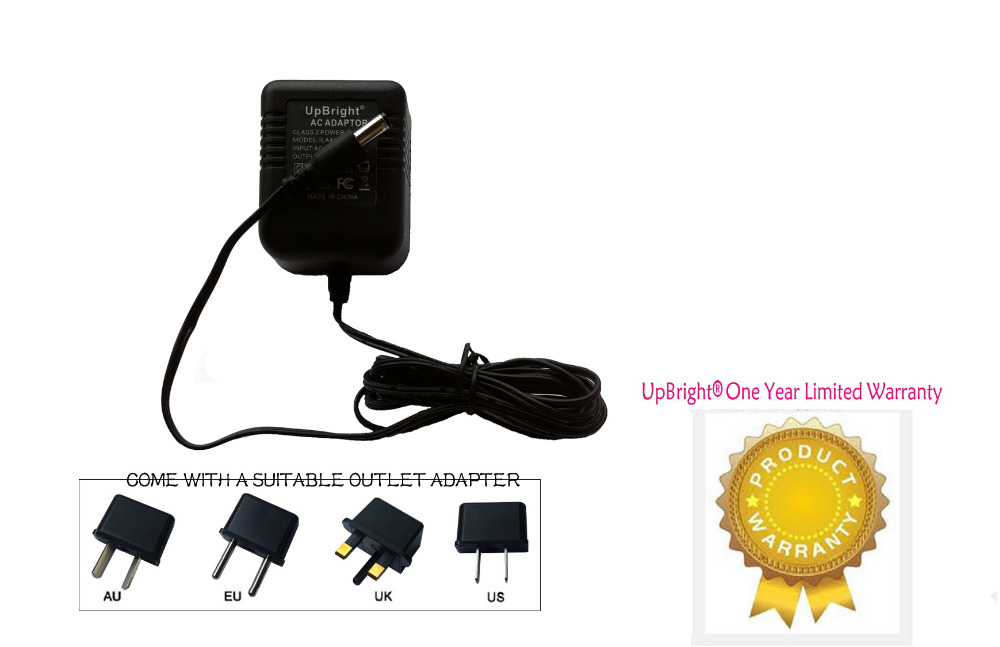 Upbright New Ac Ac Adapter For Ktec Ka A U Class Transformer With Barrel Round Plug Tip