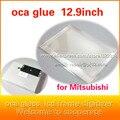 Soft оса 12.9 дюймов для ipad pro Мобильный телефон ЖК-экран дисплей в сборе крышка замена стекла оса клей фильм 12.9 дюймов