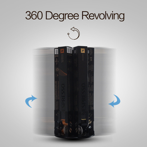 Image 5 - Recapsコーヒーカプセルホルダー収納スタンドディスペンサー機構ネスプレッソカプセルポッド鋳鉄