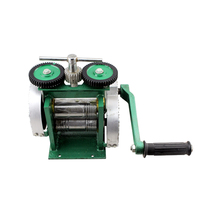 Crimping Tablet Press Machine Jewelry Mini Rolling Mill Tool And Pressure Equipment Hand Rolling Mill Machine