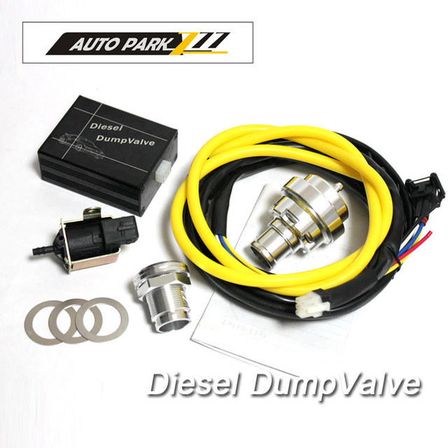 does a dump valve increase performance