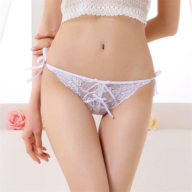 Nueva ropa interior sexy de mujer bragas de encaje - Ropa interior de mujer de encaje ...