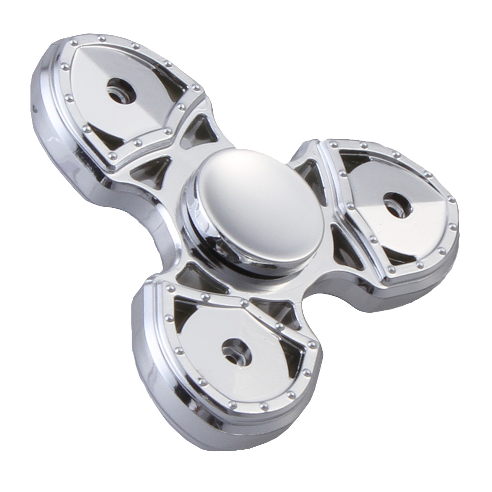 New Style Toys Pattern Spinner ABS Spinner And ADHD Adults Children Educational Funny Toys Hot Sale