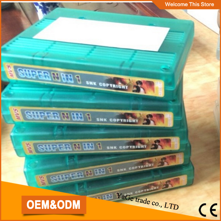 ФОТО SNK 120 in one fighting game cartridge,Mutli Game PCB Jamma Board