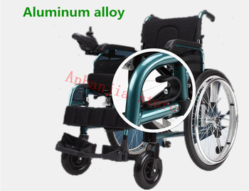 New fashion portable foldable wheelchairs electric for distabled,elderly people