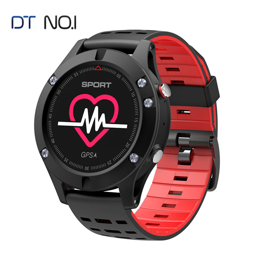<font><b>Smart</b></font> <font><b>Watch</b></font> Men Women Heart Rate Fitness <font><b>Watches</b></font> <font><b>No.1</b></font> <font><b>F5</b></font> Top Brand Luxury Sports Passometer Bluetooth Smartwatch For iOS Android image