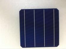 40 Pcs 5W/Pcs Monocrystalline Solar Cell 156.75 * 156.75mm For DIY Photovoltaic Mono Solar Panel