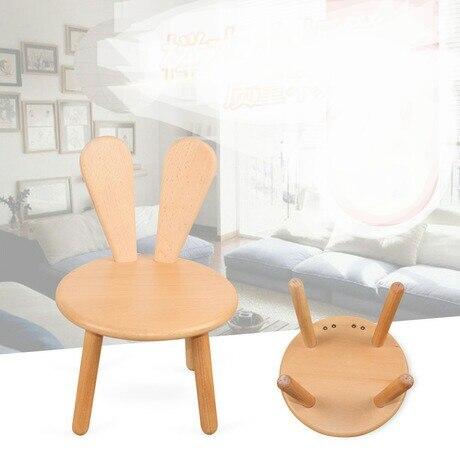 € 73.75 11% de réduction|Chaises enfants meubles pin chaise en bois massif  enfants chaise enfant kinder stoel sillon infantil moderne 32*32*46 cm ...