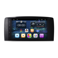 9″ Quad Core Android Car Radio DVD GPS Navigation Central Multimedia for Mercedes Benz W251 R280 R300 R320 R350 R500 R63 AMG