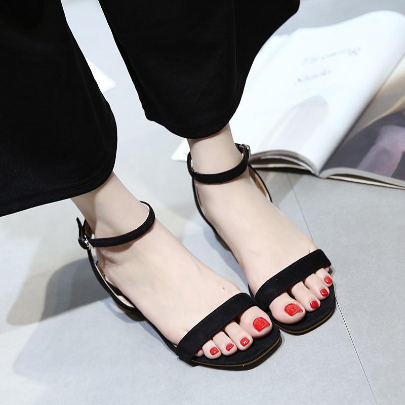 3547G fashion womens head open toe students buckle Roman womens sandals 20173547G fashion womens head open toe students buckle Roman womens sandals 2017