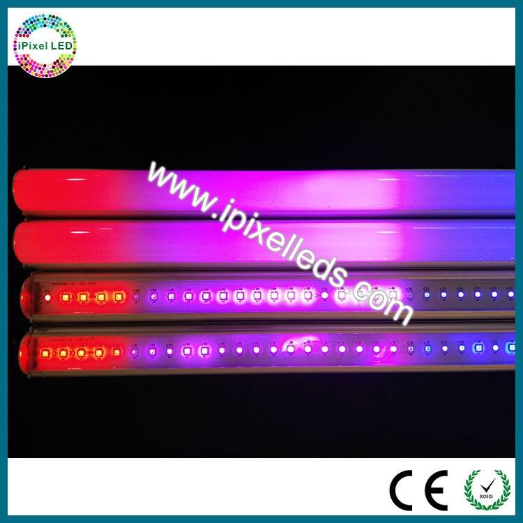DC5V/DC12 high quality rgb LED hurdle light/LED guardrail tube RGB led hurdle tube 120 led/2M agility rocker hurdle set of 5
