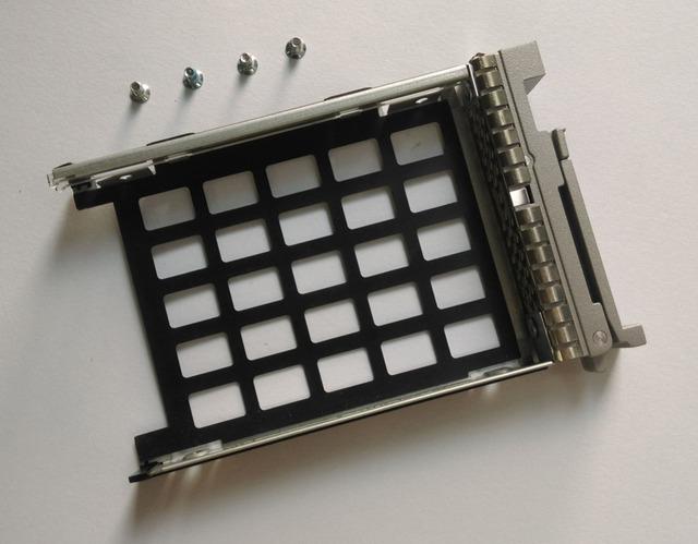 """300 GB 2.5 """"disco Rígido Bandeja Caddy Suporte P/N 800-35052-01 para Cisco UCS Servidor Frete Grátis por HK Post + número Da Faixa de Trabalho"""
