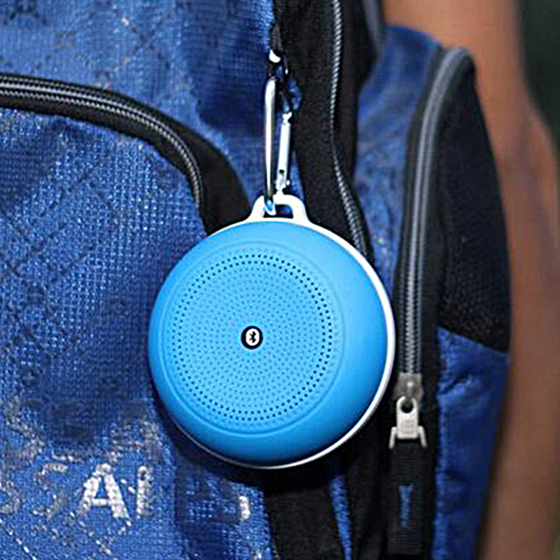 Mini Portable Bluetooth speaker stereo wireless phone computer speakers FM radio TF MP3 player Handsfree Calls for xiaomi iphone