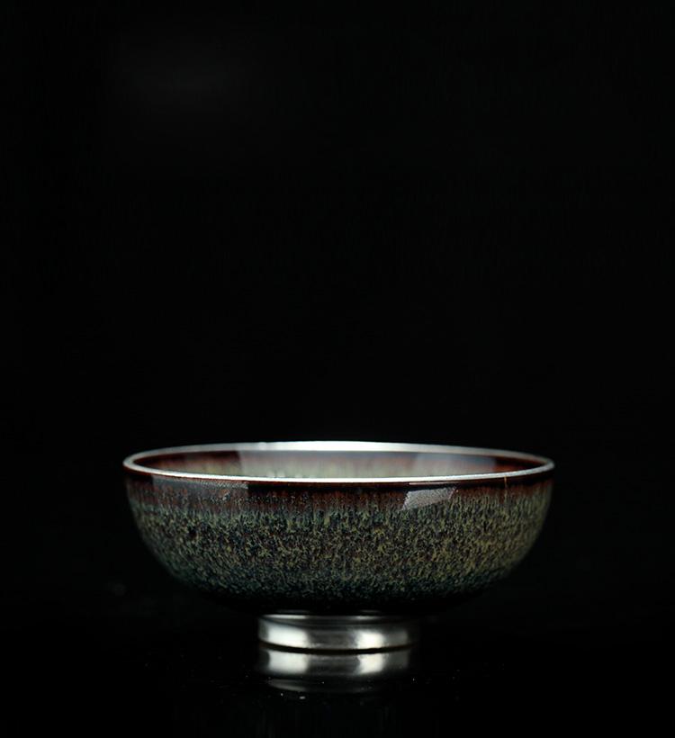 Oriental Ceramic Tea Cup Premium Design Handmade