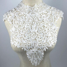 1Pc Retro Lace Collar Neckline Choker Necklace Accessories DIY Applique Trim Fabric Sewing Supplies Handcraft