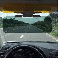 2017 del nuovo Hd Visione Retrovisore Interno Auto Vetro di Sole Auto Visiera Per Driver Day & night Anti-dazzle Auto Clear View Abbagliante Occhiali