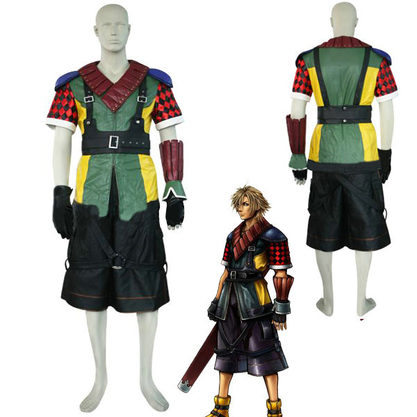 Final Fantasy XII 12 Shuyin Cosplay Costume Halloween Party Wear Game  Character Outfit