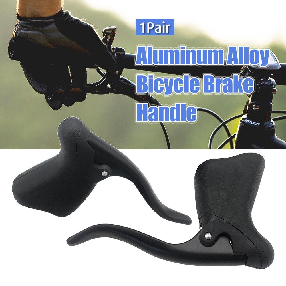 New Mountain Bike Bicycle Hand Brake Levers Bar Handlebar Lever Set 1 Pair