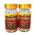 Coriolus Versicolor (Yun Zhi) Extracto de 30% de Polisacáridos 450 Cápsula * 5 Botellas de modulación Inmune