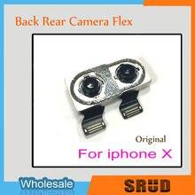 Оригинальная задняя камера flex для iphone x основная модуль