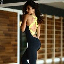 Сексуальная Женщин Тощий Узкие Повязки Запуск Фитнес Спортивные Комбинезоны Комбинезоны Боди