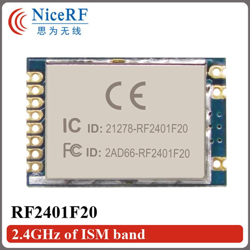RF2401F20-2.4GHz-of-ISM-band