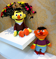 2015 nuevo 25 \ 40 \ 55 cm llegada elmo barrio sésamo muñeco títere de peluche de juguete de regalo navidad pájaro grande envío gratuito