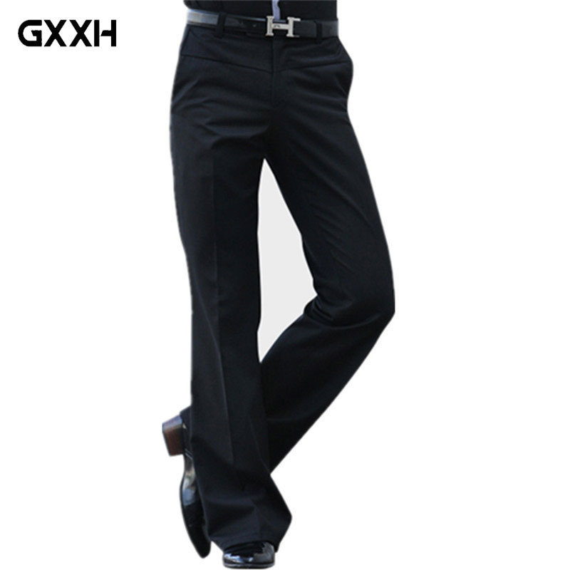 2018 Clothes Designer Jeans Men High Quality Brand Mid Waist Denim Pants Thick Trouser Straight Fashion