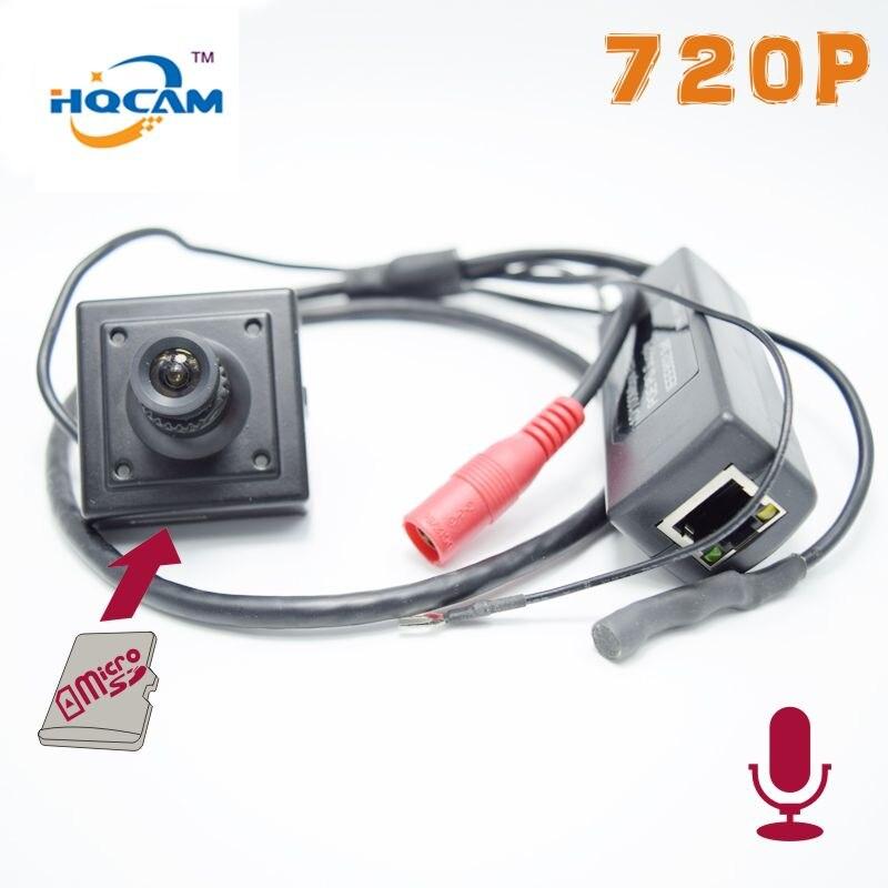 720 P Audio Onvif Vigilancia Casera de Interior Ver Teléfono Monitor de Bebé Min