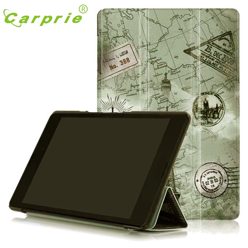 CARPRIE Cool Colored Drawing Pattern Case Cover For ASUS ZenPad 3 8.0(Z581KL)7.9inch Feb21 MotherLander