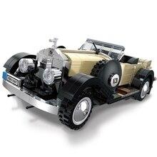 تكنيك الخالق خبير سلسلة سيارات قابلة للتحويل اللبنات نموذج الطوب الكلاسيكية للهدايا ألعاب أطفال