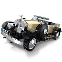 2019 Creator Expert Series Rolls Royce Convertible Cars Building Blocks Technic Model Bricks Classic For Children Toys Gift