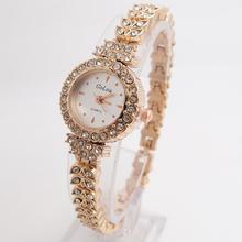 Hot Sales Rose Gold Bracelet Watches Women Ladies Fashion Sh