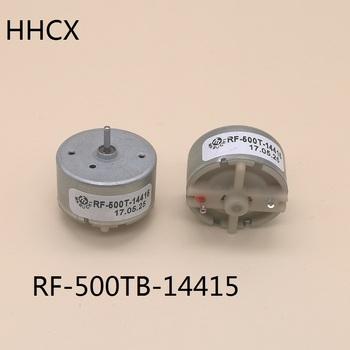 1 sztuk Brand new Mabuchi RF-500TB-14415 micro DC motor szlachetna szczotka metalowa 6V RF-500TB silnik 500TB tanie i dobre opinie Całkowicie zamknięty Czyli 2 Z magnesami trwałymi Mikro silnika Home appliance 0 028