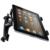 Soporte tablet acessórios titular assento de carro de volta de plástico para google nexus 7/10 htc flyer light-weight dvd ipad stand