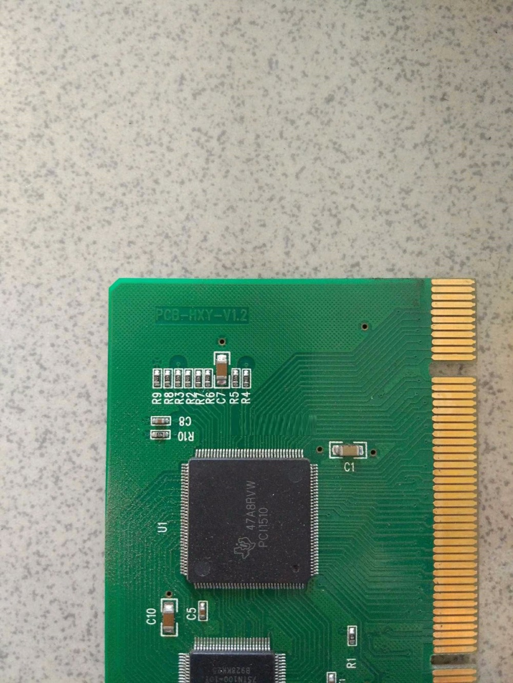 PCB HXY V1.2 communication card, used in good condition
