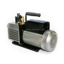 1 шт. 100% Новое и высокое качество Электрический двойное напряжение вакуумный насос двойного частота Двухступенчатая 110 В-220 В 250 Вт с 1.5L
