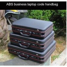 laptop tragbare Aluminium handtasche